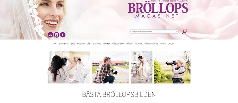 Bröllopsmagasinet bröllopsfotograf göteborg, varberg, kungsbacka, kungälv, marstrand